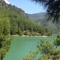Photo taken at Şaban'in Yeri Balık Karacaören Barajı by Oyaa A. on 6/20/2012