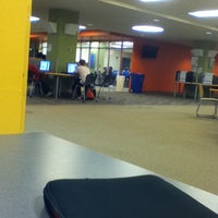 Photo taken at William S. Carlson Library - UToledo by Steve C. on 6/18/2012