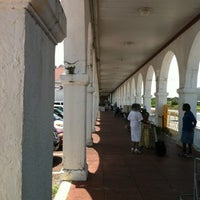 Photo taken at Orlando Train Station by Trey H. on 7/26/2012
