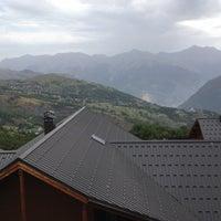 Photo taken at Les Alpages Du Corbier by Alexandre B. on 8/24/2012