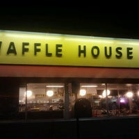 Photo taken at Waffle House by christopher e. on 8/8/2012