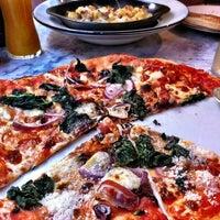 Photo taken at PizzaExpress by Linda S. on 7/26/2012