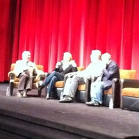 Photo taken at Samuel Goldwyn Theater by Jim B. on 2/26/2012