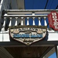 Photo taken at Smileys Schooner Saloon and Hotel by Walker L. on 6/9/2012