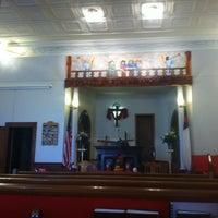 Photo taken at Schell City Christian Church by Matt W. on 5/13/2012