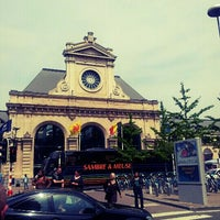 Photo taken at Gare de Namur by Loïc L. on 5/24/2012