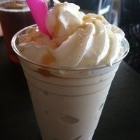 Photo taken at Grub Burger Bar by Julie R. on 5/5/2012