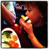 Photo taken at Zuma Sushi Bar by Amanda H. on 6/1/2012