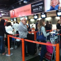 Photo taken at Check-in Gol by San C. on 4/26/2012