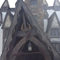 Photo taken at The Three Broomsticks by T.N. V. on 2/25/2012