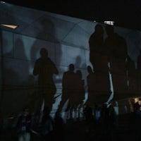 Photo taken at רחבת מוזיאון תל אביב by Vadim K. on 3/24/2012