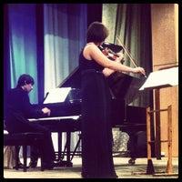 Снимок сделан в Тольяттинская филармония пользователем Eddie E. 8/1/2012