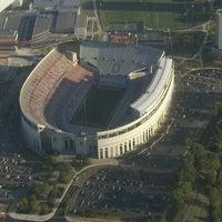 Photo taken at Ohio Stadium by Robbie K. on 9/1/2012