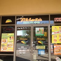 Photo taken at Filiberto's Mexican Food by Praxeas T. on 9/1/2012
