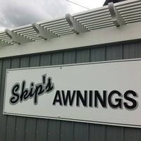 Photo taken at Skip's Awnings by Jennine E. on 5/4/2012