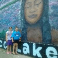Photo taken at Lakeside Deli & Market by Shannon W. on 6/16/2012