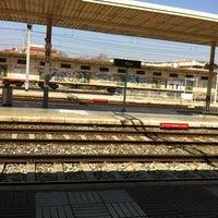 Photo taken at RENFE Reus by Isabel R. on 3/24/2012