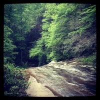 Photo taken at Glen Burney Trail by Trudy on 5/26/2012