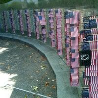 Photo taken at Washington State Vietnam Veterans Memorial by Terry M. on 7/15/2012