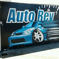 Photo taken at Auto Rev by Jessica S. on 2/26/2012