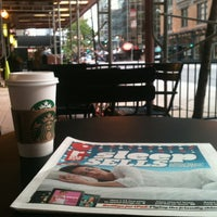 Photo taken at Starbucks by Anna Michal on 8/20/2012