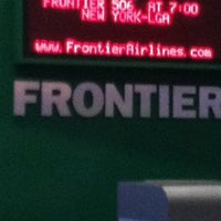 Photo taken at Gate A30 by Kristie B. on 9/7/2012