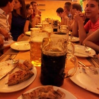 Photo taken at Troppapizza by Francesco D. on 7/21/2012