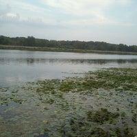 Photo taken at Monee Reservoir by Vanesa F. on 7/14/2012