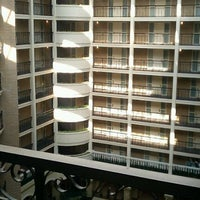 Photo taken at Embassy Suites by Hilton Dallas Park Central Area by David M. on 6/24/2012