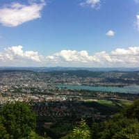 Photo prise au Uetliberg par Matthew P. le7/22/2012