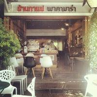 Снимок сделан в Pacamara Boutique Coffee Roasters пользователем Prame W. 8/31/2012