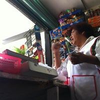 "Photo taken at La Tienda De La Señora ""la Amistad"" by Farid G. on 8/31/2012"