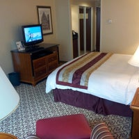 Das Foto wurde bei Leipzig Marriott Hotel von Oliver R. am 6/28/2012 aufgenommen