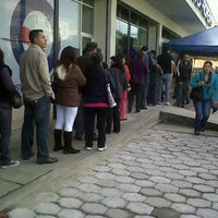 Photo taken at Registro de la Propiedad by Andres A. on 2/24/2012