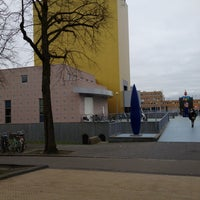 Photo taken at Groninger Museum by Nine V. on 3/13/2012