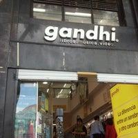 Photo taken at Gandhi by Gabe H. on 7/4/2012