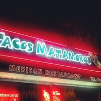 Photo taken at Tacos Matamoros by Fredy R. on 7/12/2012