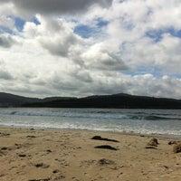 Foto tomada en Praia de Valarés por Montse I. el 8/28/2012