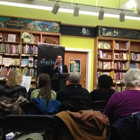 Photo taken at The Booksmith by Liz P. on 3/6/2012