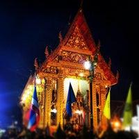Photo taken at Wat Thep Leela by Tum P. on 6/4/2012