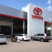 Photo Taken At Boch Toyota By Jamie F. On 6/8/2012 ...