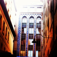 Photo taken at Degraves Street by SHOPSUI by Sylvia Tai on 8/20/2012