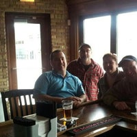 Photo taken at Bernie's Tap & Grill by Colleen M. on 4/29/2012