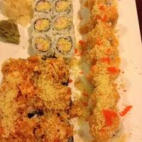 Photo taken at Arigato Japanese Restaurant by Darla T. on 9/5/2012