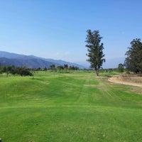 Photo taken at Santiago Club de Golf by David L. on 4/15/2012