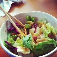 Photo taken at Noku Sushi by Christina R. on 6/6/2012