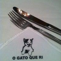 Foto tirada no(a) O Gato que Ri por Braw T. em 5/6/2012