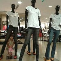 Photo taken at Zara by Osny N. on 2/20/2012