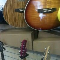 Photo taken at Tandys Music Shack by Chris B. on 8/24/2012