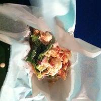 Photo taken at Mac's Seafood Wellfleet Pier by Barbara C. on 8/12/2012